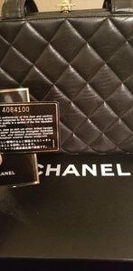 Vintage Chanel Handbag NWT 1986